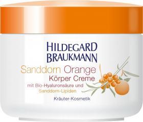Sanddorn Orange Körper Creme