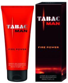 Tabac Fire Power Shower Gel 150ml